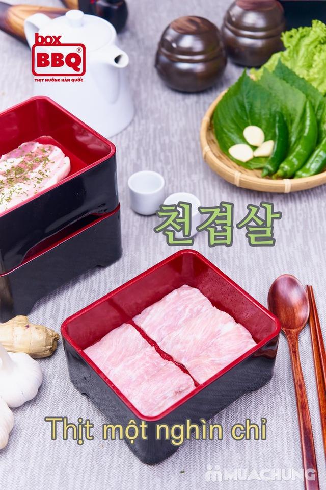 Thưởng thức Buffet Nướng Chuẩn Vị Hàn Tại Box BBQ- 착한고기 - 1
