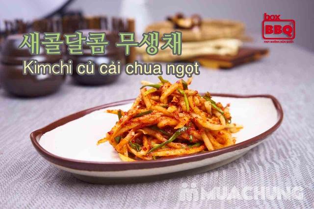Thưởng thức Buffet Nướng Chuẩn Vị Hàn Tại Box BBQ- 착한고기 - 20