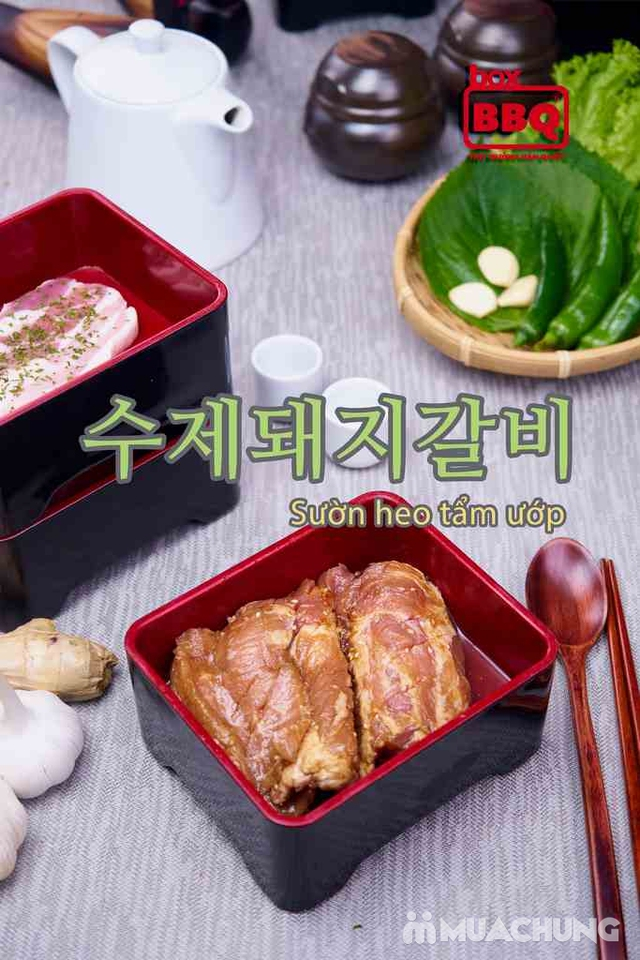 Thưởng thức Buffet Nướng Chuẩn Vị Hàn Tại Box BBQ- 착한고기 - 10