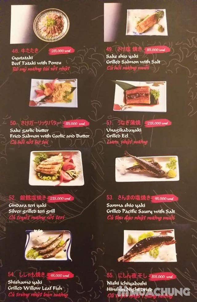 Thưởng thức tinh hoa ẩm thực Nhật tại Nhà hàng Min Sushi 90 Láng Hạ - 7