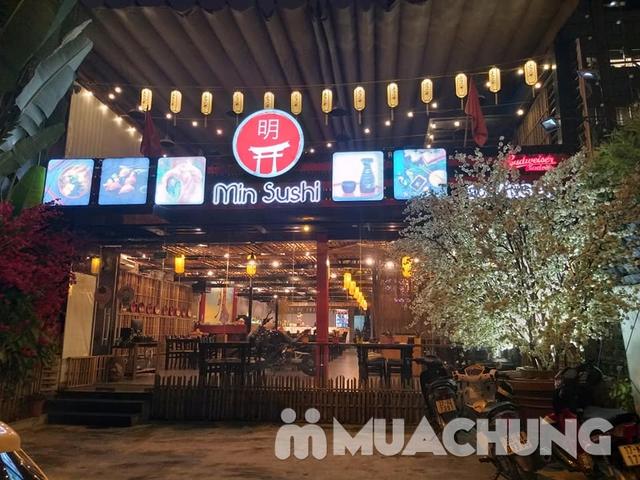 Thưởng thức tinh hoa ẩm thực Nhật tại Nhà hàng Min Sushi 90 Láng Hạ - 44