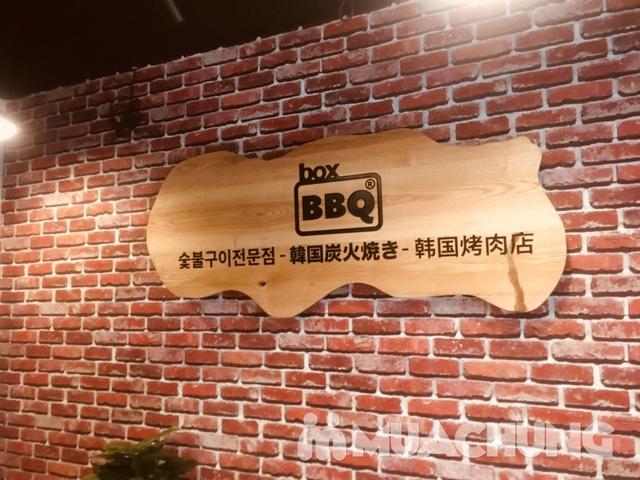 Thưởng thức Buffet Nướng Chuẩn Vị Hàn Tại Box BBQ- 착한고기 - 32