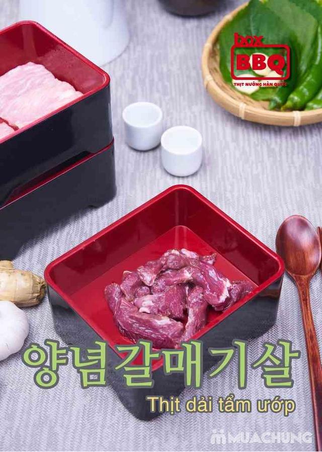 Thưởng thức Buffet Nướng Chuẩn Vị Hàn Tại Box BBQ- 착한고기 - 3