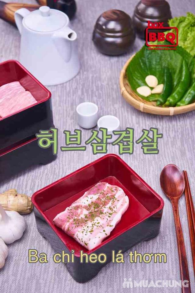 Thưởng thức Buffet Nướng Chuẩn Vị Hàn Tại Box BBQ- 착한고기 - 9