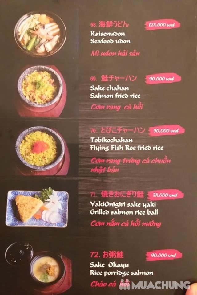 Thưởng thức tinh hoa ẩm thực Nhật tại Nhà hàng Min Sushi 90 Láng Hạ - 4
