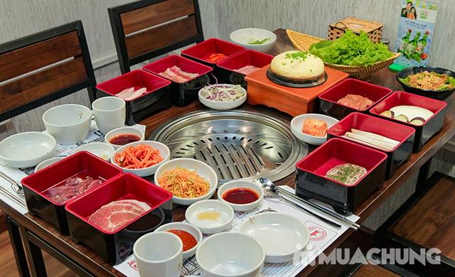 Thưởng thức Buffet Nướng Chuẩn Vị Hàn Tại Box BBQ- 착한고기 - 46