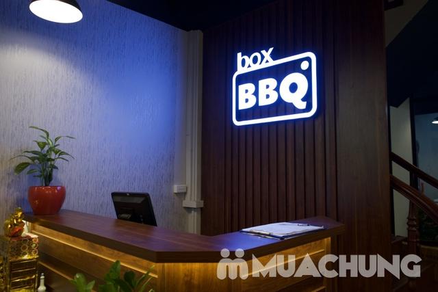 Thưởng thức Buffet Nướng Chuẩn Vị Hàn Tại Box BBQ- 착한고기 - 33