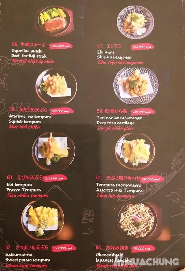 Thưởng thức tinh hoa ẩm thực Nhật tại Nhà hàng Min Sushi 90 Láng Hạ - 6