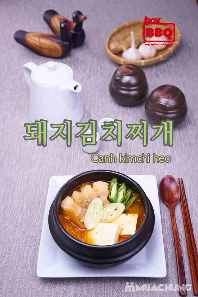 Thưởng thức Buffet Nướng Chuẩn Vị Hàn Tại Box BBQ- 착한고기 - 14
