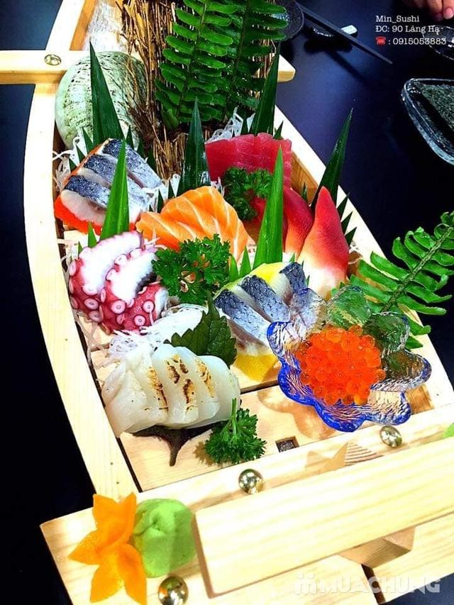 Thưởng thức tinh hoa ẩm thực Nhật tại Nhà hàng Min Sushi 90 Láng Hạ - 14