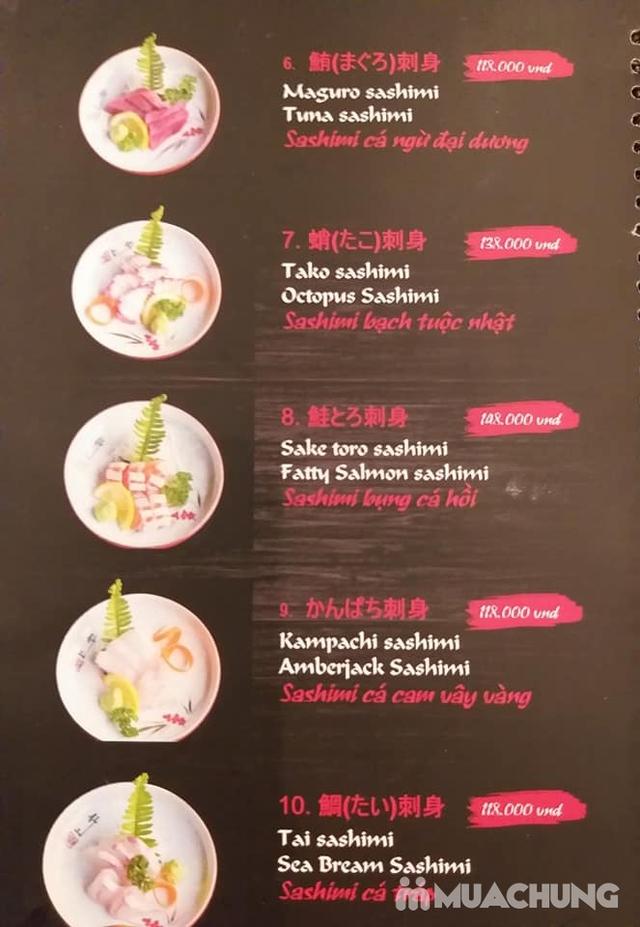 Thưởng thức tinh hoa ẩm thực Nhật tại Nhà hàng Min Sushi 90 Láng Hạ - 2