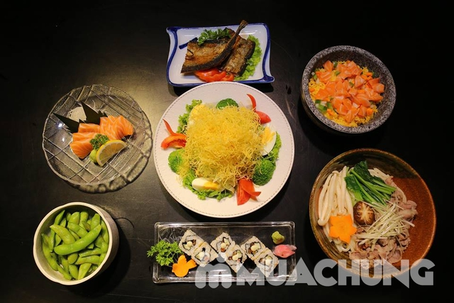 Thưởng thức tinh hoa ẩm thực Nhật tại Nhà hàng Min Sushi 90 Láng Hạ - 34