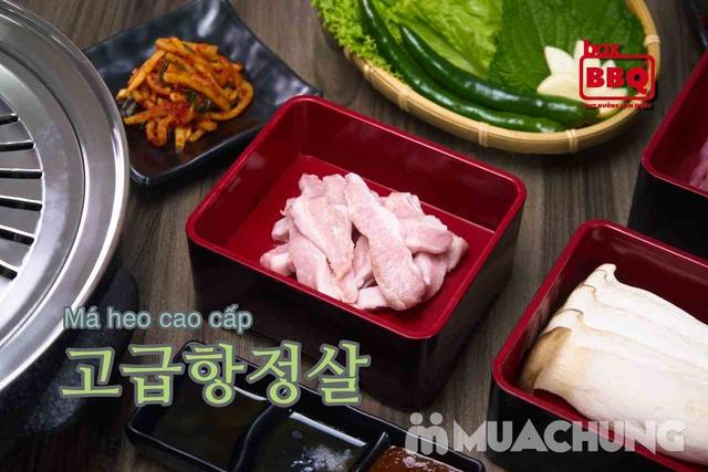 Thưởng thức Buffet Nướng Chuẩn Vị Hàn Tại Box BBQ- 착한고기 - 4
