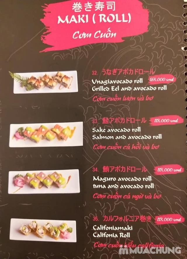 Thưởng thức tinh hoa ẩm thực Nhật tại Nhà hàng Min Sushi 90 Láng Hạ - 11
