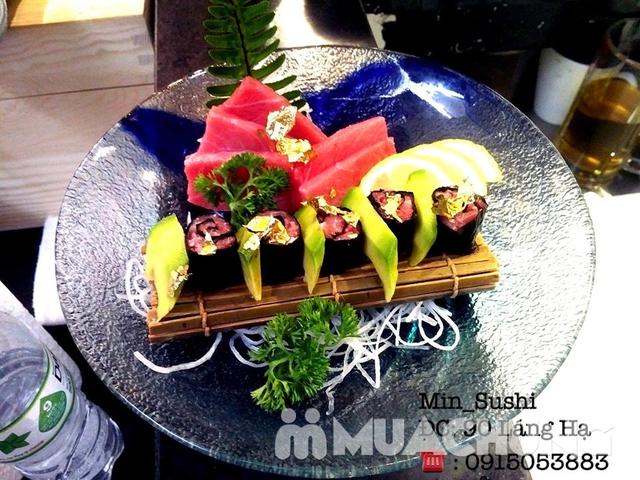 Thưởng thức tinh hoa ẩm thực Nhật tại Nhà hàng Min Sushi 90 Láng Hạ - 42