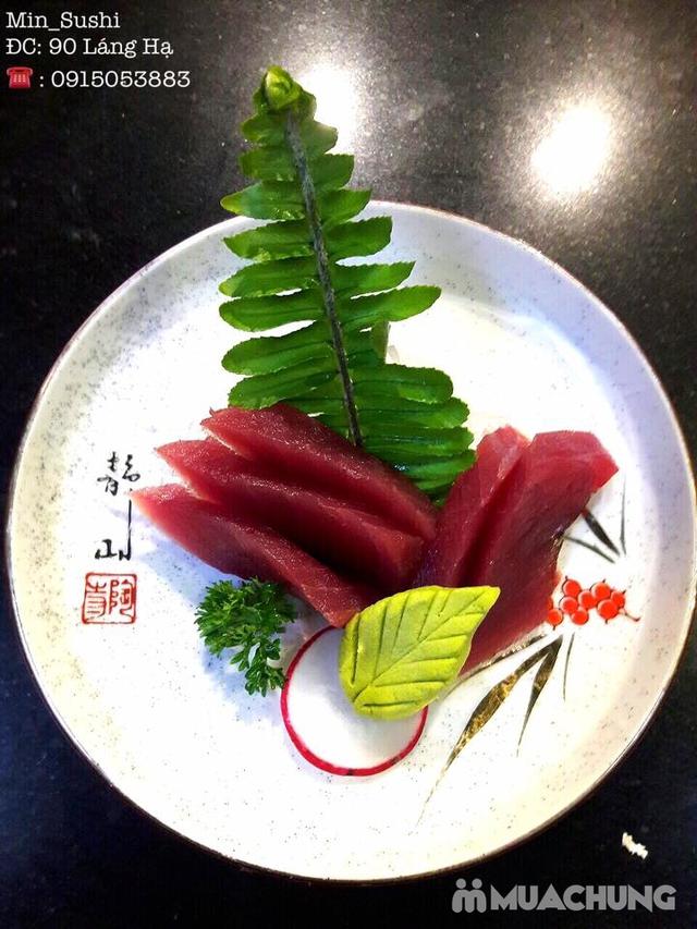 Thưởng thức tinh hoa ẩm thực Nhật tại Nhà hàng Min Sushi 90 Láng Hạ - 32