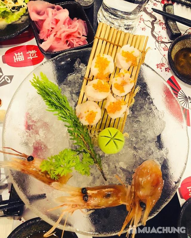 Thưởng thức tinh hoa ẩm thực Nhật tại Nhà hàng Min Sushi 90 Láng Hạ - 30
