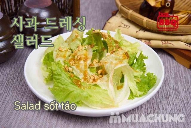 Thưởng thức Buffet Nướng Chuẩn Vị Hàn Tại Box BBQ- 착한고기 - 21