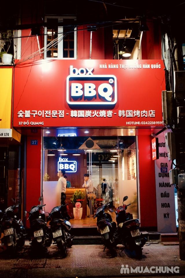 Thưởng thức Buffet Nướng Chuẩn Vị Hàn Tại Box BBQ- 착한고기 - 31