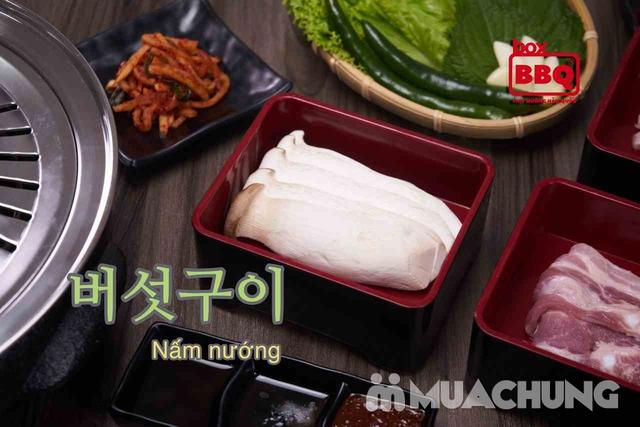 Thưởng thức Buffet Nướng Chuẩn Vị Hàn Tại Box BBQ- 착한고기 - 13