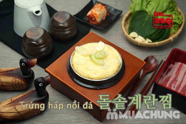 Thưởng thức Buffet Nướng Chuẩn Vị Hàn Tại Box BBQ- 착한고기 - 18