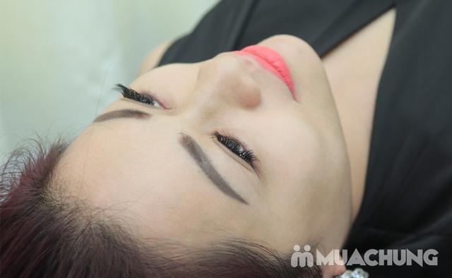 Nối mi mắc tóc/ Đính đá răng siêu sáng - Camellia Spa - 14