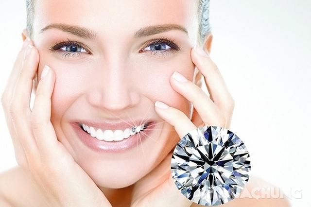 Nối mi mắc tóc/ Đính đá răng siêu sáng - Camellia Spa - 9