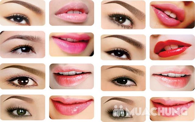 Phun mày tán bột - Phun môi Collagen Tại Camellia Spa - 4