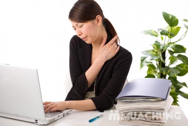 Bấm huyệt điều trị Hội chứng Cổ Vai Gáy, Thắt lưng hông, thiểu năng tuần hoàn não tại Camellia Spa - 7