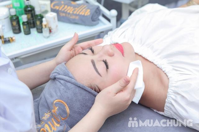 Massage Body đá nóng + Chăm sóc da mặt + Ngâm chân thuốc bắc + Trị liệu cổ vai gáy  tại Camellia Spa - 21