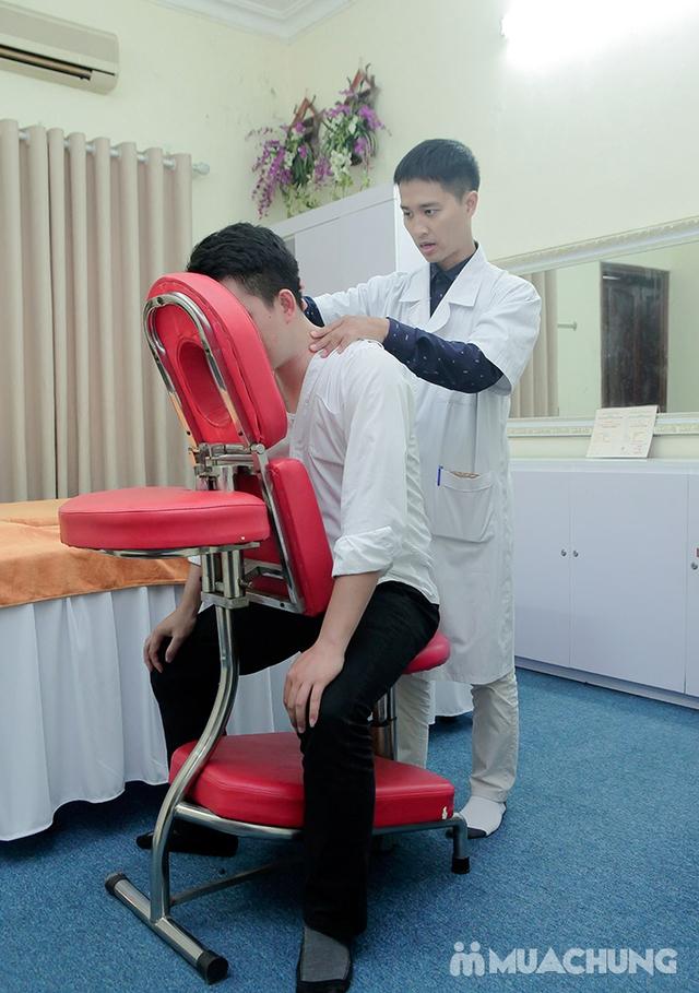 Bấm huyệt điều trị Hội chứng Cổ Vai Gáy, Thắt lưng hông, thiểu năng tuần hoàn não tại Camellia Spa - 9