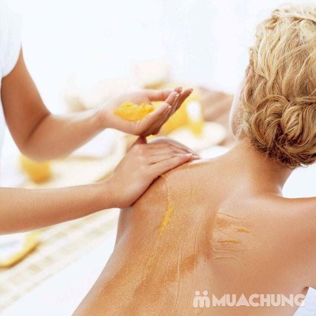 Chọn 1 trong 4 dịch vụ: Tẩy da chết body/ Massage mặt/ Massage vai cổ gáy/ Massage chân - Jadore Spa - 9