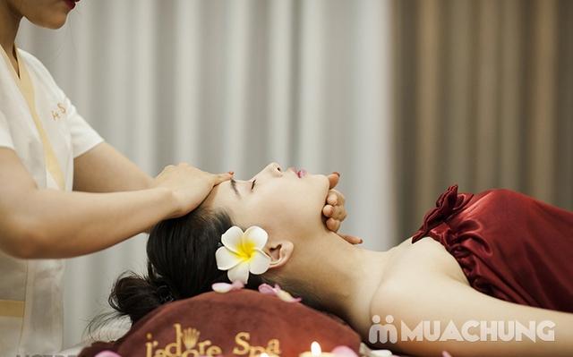 Chọn 1 trong 4 dịch vụ: Tẩy da chết body/ Massage mặt/ Massage vai cổ gáy/ Massage chân - Jadore Spa - 10
