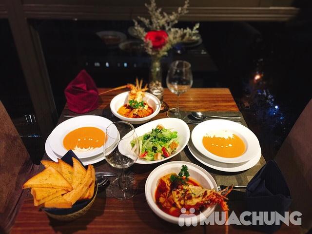 Set ăn sang chảnh với Tôm hùm baby cho 2 người tại Nhà hàng Panorama - 8