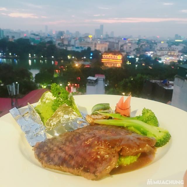 {Chỉ 179K) Set Bò Mỹ hảo hạng cho 1 người tại Nhà hàng Panorama - 11