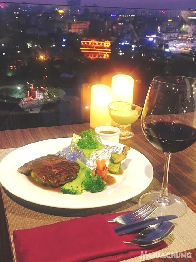 {Chỉ 179K) Set Bò Mỹ hảo hạng cho 1 người tại Nhà hàng Panorama - 9