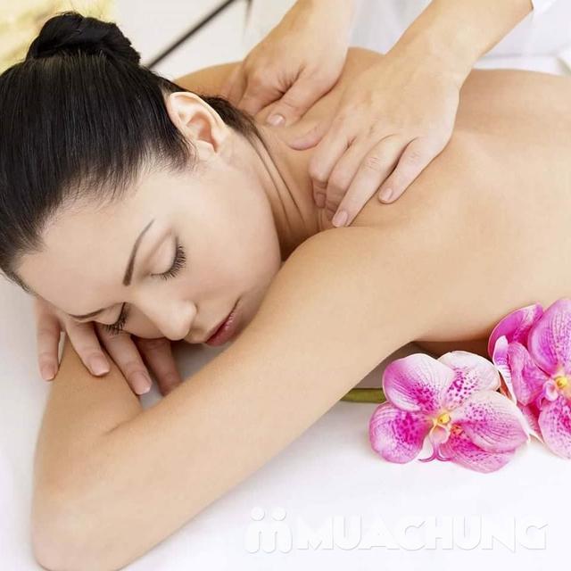 Masage trị liệu cổ/vai/gáy đả thông kinh lạc theo phương pháp cổ truyền Ấn Độ tại Trang Beauty & Spa - 10