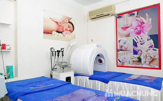 Masage trị liệu cổ/vai/gáy đả thông kinh lạc theo phương pháp cổ truyền Ấn Độ tại Trang Beauty & Spa - 21
