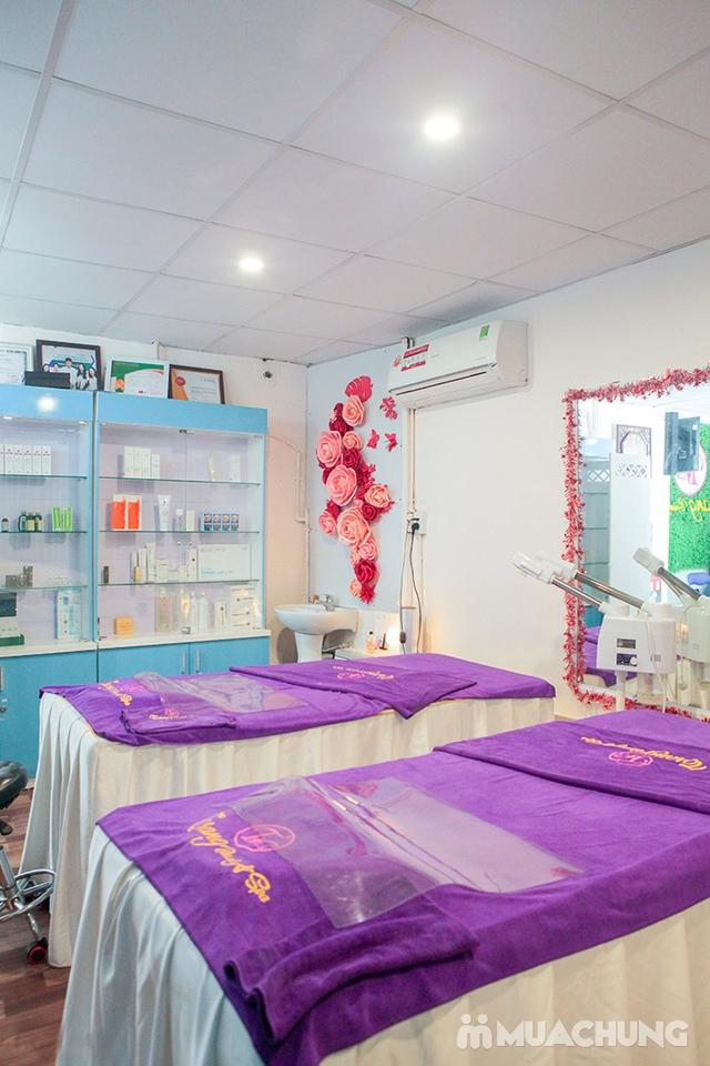 Masage trị liệu cổ/vai/gáy đả thông kinh lạc theo phương pháp cổ truyền Ấn Độ tại Trang Beauty & Spa - 18
