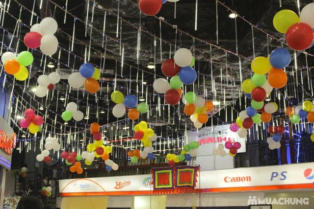 Vé vui chơi trọn gói tại Kizciti - Thành phố Hướng Nghiệp (Áp dụng cuối tuần) - 22
