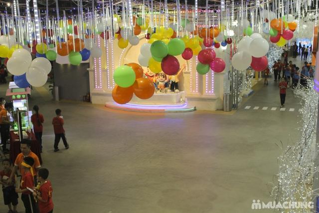 Vé vui chơi trọn gói tại Kizciti - Thành phố Hướng Nghiệp (Áp dụng cuối tuần) - 12