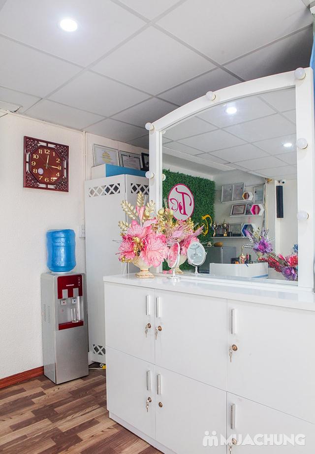 Masage trị liệu cổ/vai/gáy đả thông kinh lạc theo phương pháp cổ truyền Ấn Độ tại Trang Beauty & Spa - 20