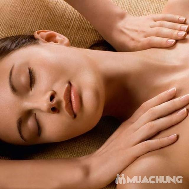 Masage trị liệu cổ/vai/gáy đả thông kinh lạc theo phương pháp cổ truyền Ấn Độ tại Trang Beauty & Spa - 13