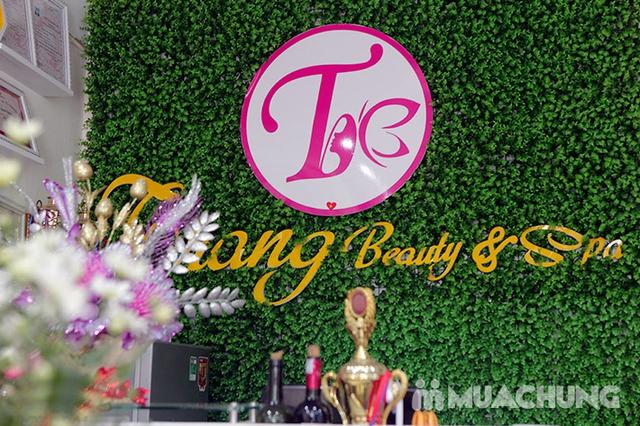 Masage trị liệu cổ/vai/gáy đả thông kinh lạc theo phương pháp cổ truyền Ấn Độ tại Trang Beauty & Spa - 15