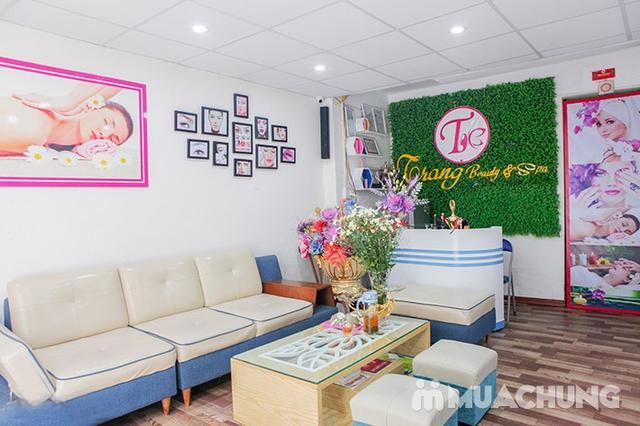 Masage trị liệu cổ/vai/gáy đả thông kinh lạc theo phương pháp cổ truyền Ấn Độ tại Trang Beauty & Spa - 14