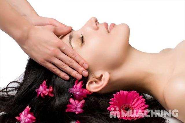 Gội Đầu Davines Ý + Massage đầu, cổ, vai, gáy + Massage Foot/Nail tay hoặc chân tại The Muse Spa - 12