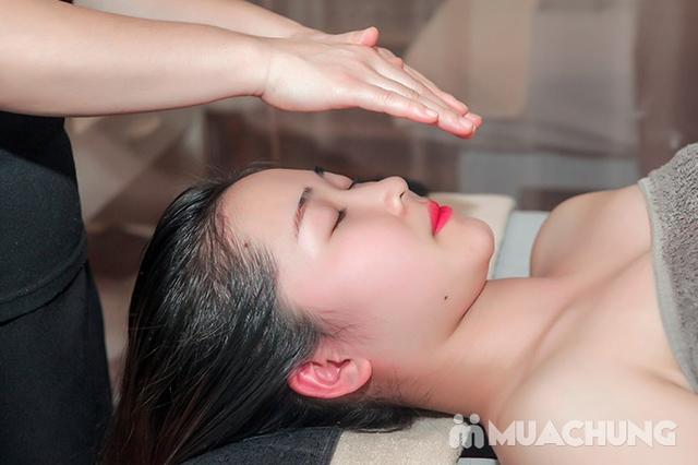 Gội Đầu Davines Ý + Massage đầu, cổ, vai, gáy + Massage Foot/Nail tay hoặc chân tại The Muse Spa - 14