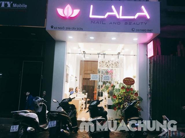 Chăm sóc da cơ bản, hút mụn, massage mặt tại Lala Beauty and Nail - 6