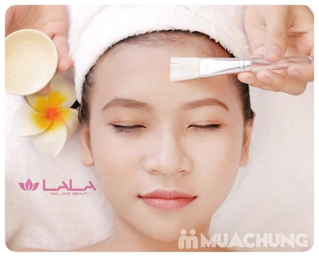 Chăm sóc da cơ bản, hút mụn, massage mặt tại Lala Beauty and Nail - 4