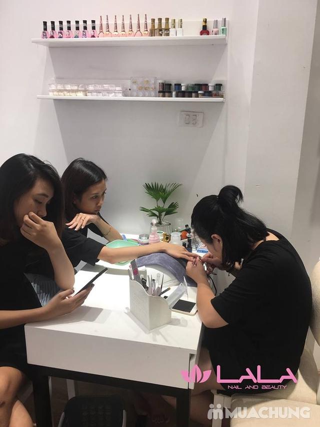 Chăm sóc da cơ bản, hút mụn, massage mặt tại Lala Beauty and Nail - 7